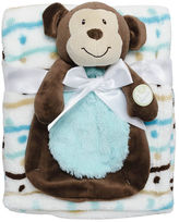 Cutie Pie Baby 2-pc. Blanket and Monkey Doll Set