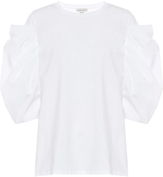 Alexander McQueen Cotton T-shirt
