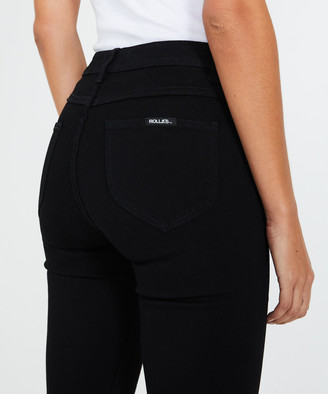 ROLLA'S Westcoast Staple Jeans Raven Black