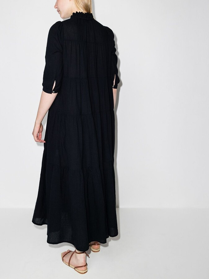 Thumbnail for your product : HONORINE Giselle long-sleeve dress