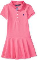 Polo Ralph Lauren Dress, Toddler & Little Girls (2T-6X)
