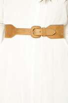 Forever 21 Faux Suede Belt