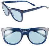 Tory Burch Women's 53Mm Retro Sunglasses - Navy