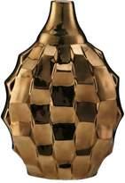 Element Rippled Ceramic Vase