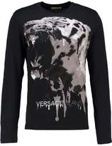 Versace Jeans Long Sleeved Top Nero