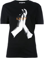 McQ by Alexander McQueen printed T-shirt - women - Cotton - M