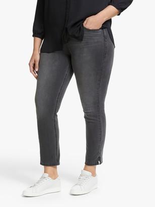 NYDJ Curve Slim Straight Jeans, Dusk