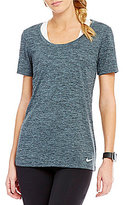 Nike Dry Training Crew Neck Short Sleeve T-Shirt