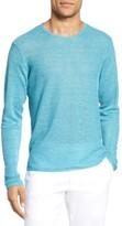 Zachary Prell Men's Chapman Linen Sweater
