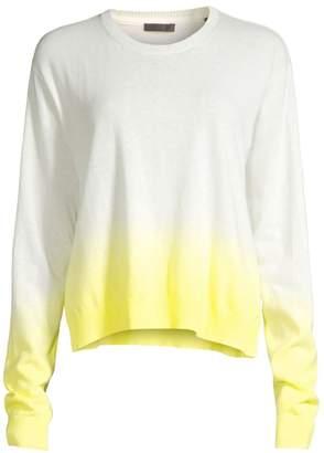 ATM Anthony Thomas Melillo Dip-Dyed Sweater