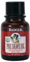Badger Pre-Shave Oil by 2oz)