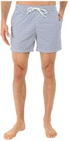 Lacoste Small Patterned Swim Short
