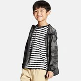 Uniqlo Boys Lightweight Packable Parka