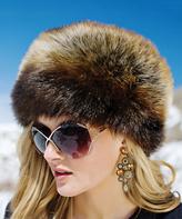 Tanuki Faux Fur Russian Hat