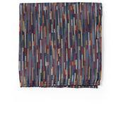 Frank & Oak Modern Art Silk Pocket Square in Multicolour