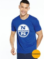 North Sails Logo T Shirt