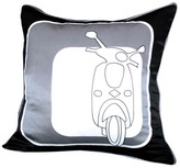 Plush Living - Nook Scooter Silk Pillow