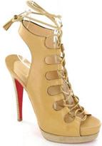 Lace Front Sandal