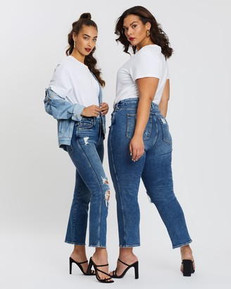 Good American Good Curve Jeans