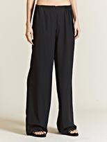 Jil Sander Women's Silk Loris Trousers