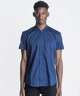 Antony Morato Baseball Collar Short Sleeve Shirt