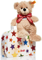 Steiff Teddy Bear w/ Star Suitcase