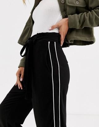 Cotton On Cotton:On Shannon sports stripe side pants