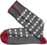Johnston & Murphy Rolled Dice Socks