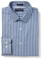Banana Republic Grant-Fit Non-Iron Bengal Stripe Shirt