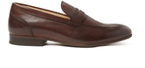 Hudson Rayes Penny Loafer Brown