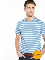 Peter Werth Block Stripe Tshirt