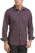 Robert Graham Mcnair Tailored Fit Woven Shirt