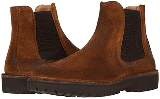Eleventy Pull-On Boot (Camel) Men's Shoes