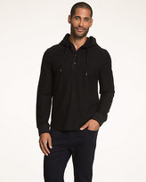 Le Château Cotton Slub Hooded Sweatshirt