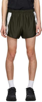Satisfy Khaki Short Distance 2.5 Inches Shorts