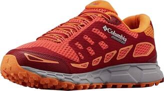 Columbia Womens Bajada III Trail Running Shoe Orange (Zing Beet) 6 UK