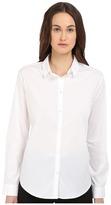 The Kooples Shirt in Stretch Poplin Women's Clothing