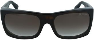 Tom Ford Square-Frame Acetate Sunglasses