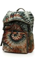 Valentino Tie And Dye Backpack