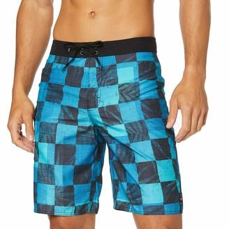 Vans Men's Check Yourself Boardshort Swim Trunks