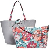 GUESS Factory Bobbi Inside Out Tote