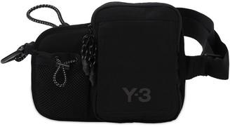 Y-3 Ch3 Cord Woven Nylon Belt Bag