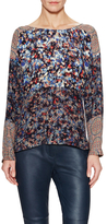 Plenty by Tracy Reese Printed Easy Top