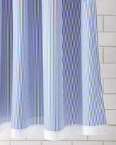 Serena & Lily Oxford Stripe Shower Curtain
