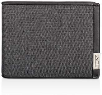 Tumi Alpha Global Wallet with Coin Pocket