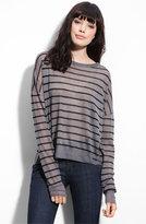 Rag & bone 'Hampstead' Stripe Crop Sweater Rag & bone