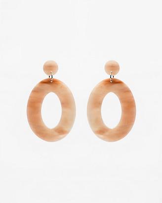 Le Château Acrylic Drop Earrings