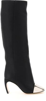Lanvin J Leather Boots