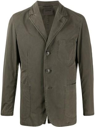 Aspesi Long Sleeve Patch Pocket Blazer