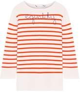 LINGUA FRANCA Equality Stripe Sweater
